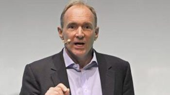 Sir Tim Berners Lee, creador de la www