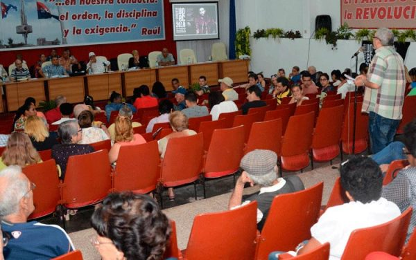 Journalists from Villa Clara Condemn Subversion against Cuba