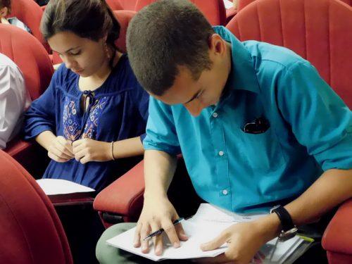 La sesión matutina del pleno sesionó por videoconferencia desde La Habana (Foto: Yoandry Avila Guerra)