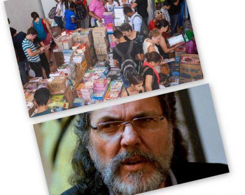Entrevista con Abel Prieto, ministro de Cultura, a propósito de la Feria Internacional del Libro Cuba 2017