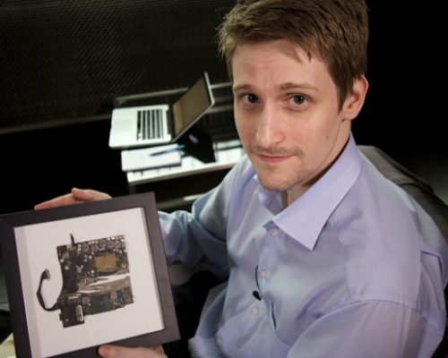 Edward Snowden. Foto: The Guardian