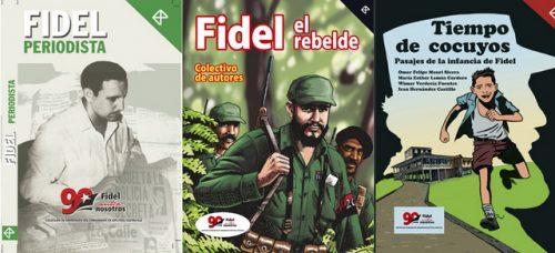 Libros de la Editorial Pablo de la Torriente, de la Upec, en la Feria Internacional del Libro (Foto: Yoandry Avila Guerra)