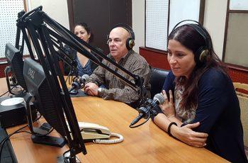 Transmisión desde Radio Victoria, emisora provincial de Las Tunas (Foto: Angel Luis)