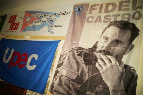 El encuentro periodístico rinde un homenaje especial al Comandante en Jefe Fidel Castro (Foto: SRC)
