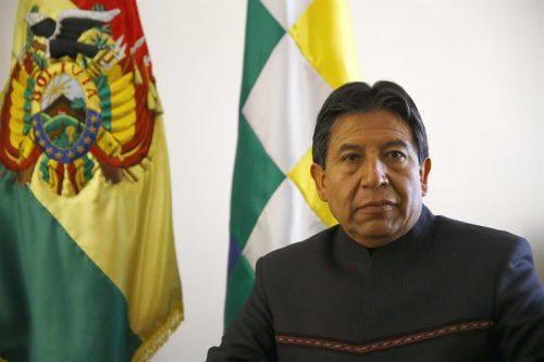 David Choquehuanca, político boliviano que fuera Canciller de ese país, fue designado como  secretario general de la Alianza Bolivariana para los Pueblos de Nuestra América-Tratado de Comercio de los Pueblos (ALBA-TCP) (Foto: Radio Panamericana)