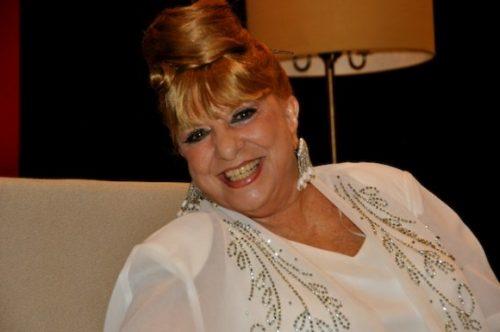 Eva Rodríguez fue una de las primeras mujeres presentadoras de noticieros televisivos en Cuba (Foto: Portal ICRT)