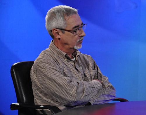 El Doctor José Ramón Vidal. Foto: Mesa Redonda