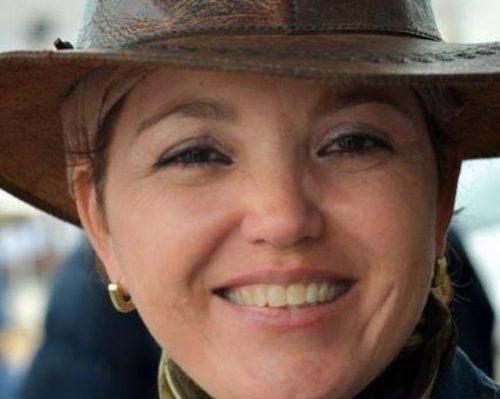 """Miroslava Breach, corresponsal de La Jornada. Foto tomada de la cuenta de """"Facebook"""" de Miroslava Beach"""