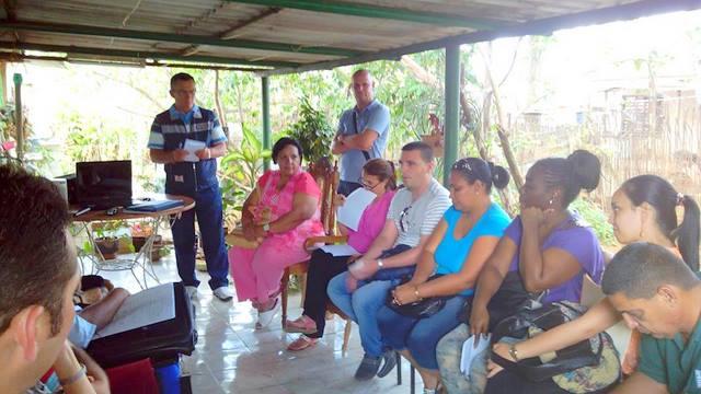 Periodistas de la provincia de Mayabeque