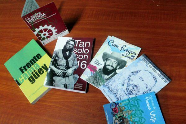 Verde Olivo presentará diversas publicaciones en la Feria del Libro de La Habana