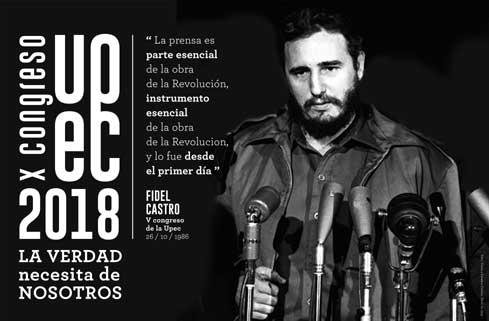 Identificador X Congreso de la UPEC