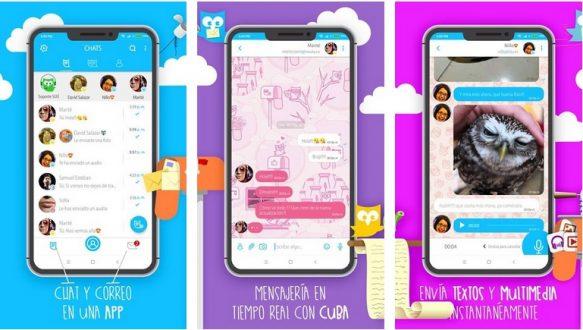 Aplicaciones cubanas para facilitar la comunicación: toDus y Sijú
