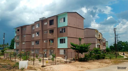 A la ENIA en Ciego de Ávila no se le solicitó servicios ingeniero geológicos del terreno de ninguno de los edificios multifamiliares en el reparto Díaz Pardo