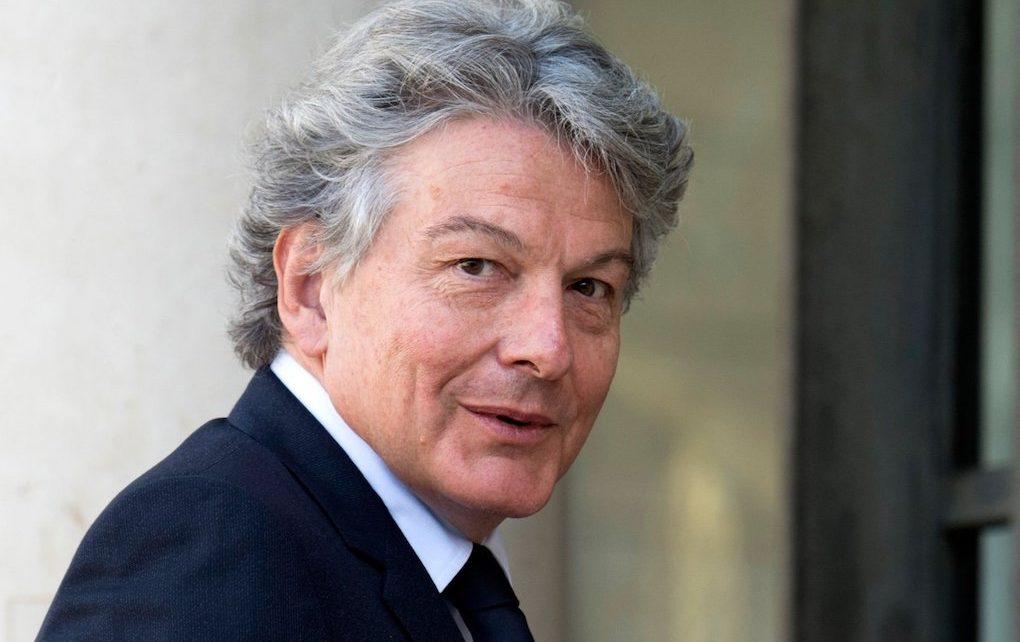 Thierry Breton. Foto: AFP