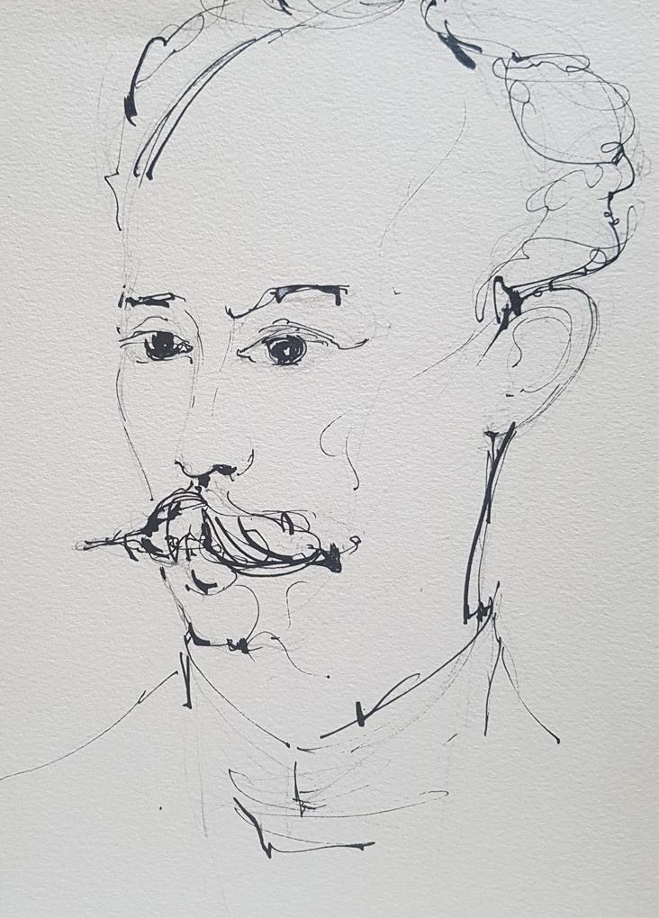 Apuntes. José Martí, de José Delarra - Ampliar imagen