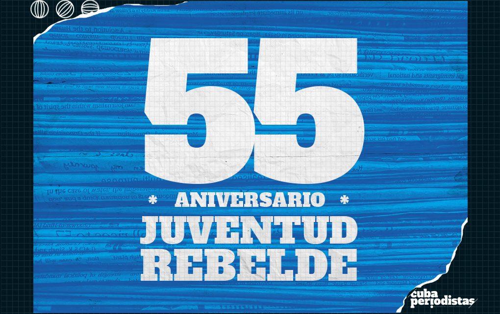 aniversario juventud rebelde