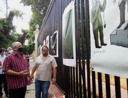 Comenzó Bienal Internacional de Humorismo Gráfico Cuba 2021